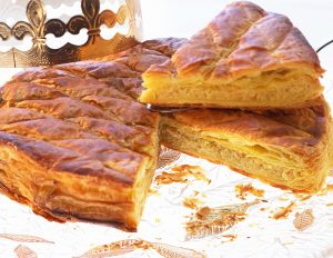 Galette des Rois, the French King Cake
