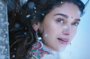 Kaatru Veliyidai's actress Aditi Rao Hydari secret behind her glowing skin is Ubtan